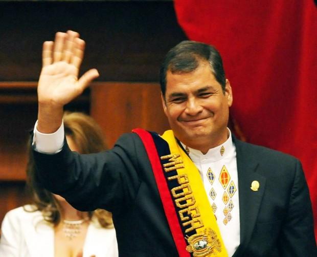 Rafael Correa no se beneficiará con esta nueva enmienda constitucional.