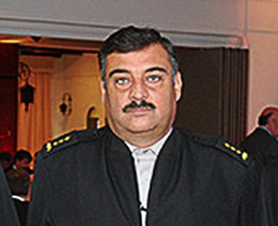 Clovis Montero, coronel en retiro y principal involucrado en el fraude a la Ley Reservada del Cobre.