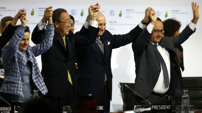 COP21: Principales aspectos del acuerdo universal del clima de París