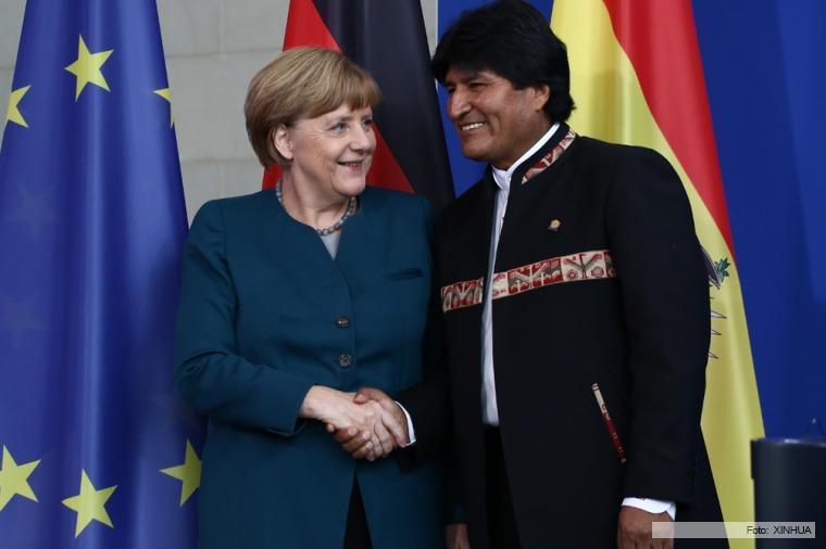Chile se anota punto ante Bolivia: Cancillería alemana desmiente a Evo sobre supuesto apoyo de Merkel a causa marítima