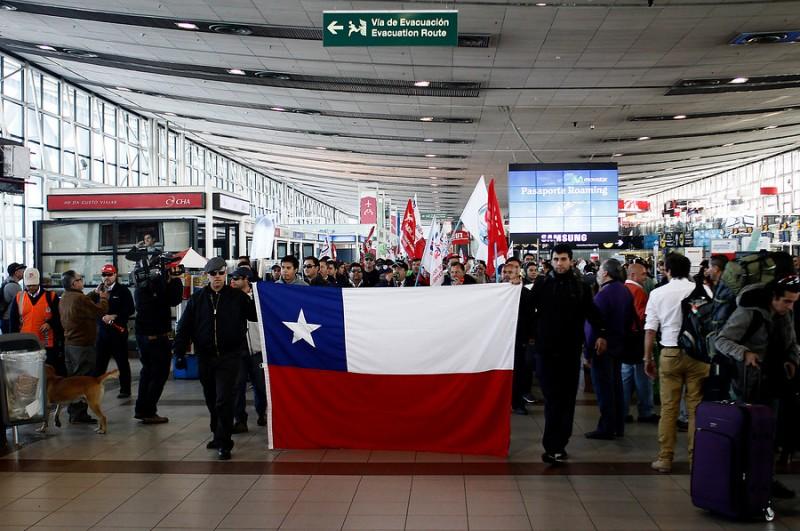 Paro de funcionarios de aeropuertos se mantiene para este jueves y viernes