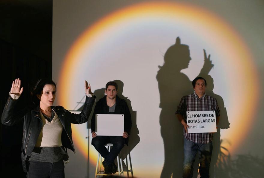 Selva, la obra que recuerda a Rodrigo Rojas de Negri y Carmen Gloria Quintana
