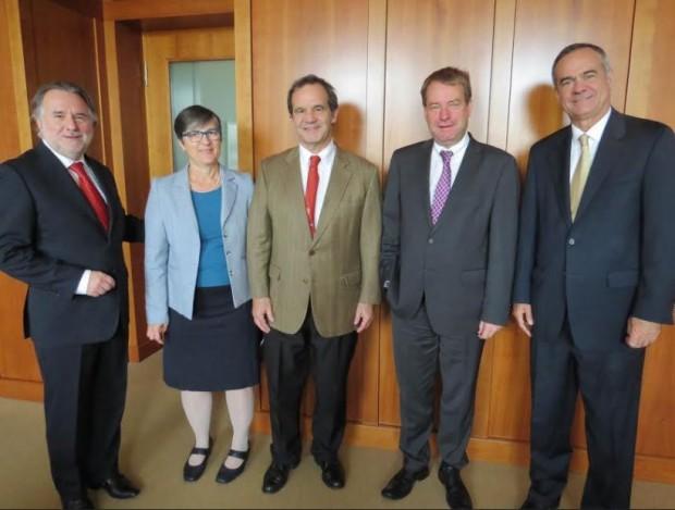 senadores en alemania