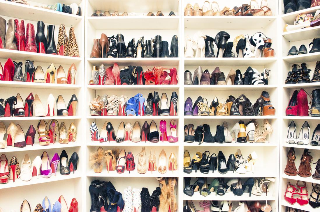 10 señales que eres adicta a los zapatos