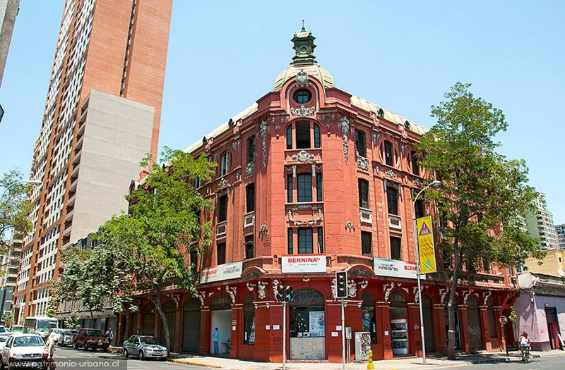 #InfoNota: El abandonado patrimonio arquitectónico de Santiago