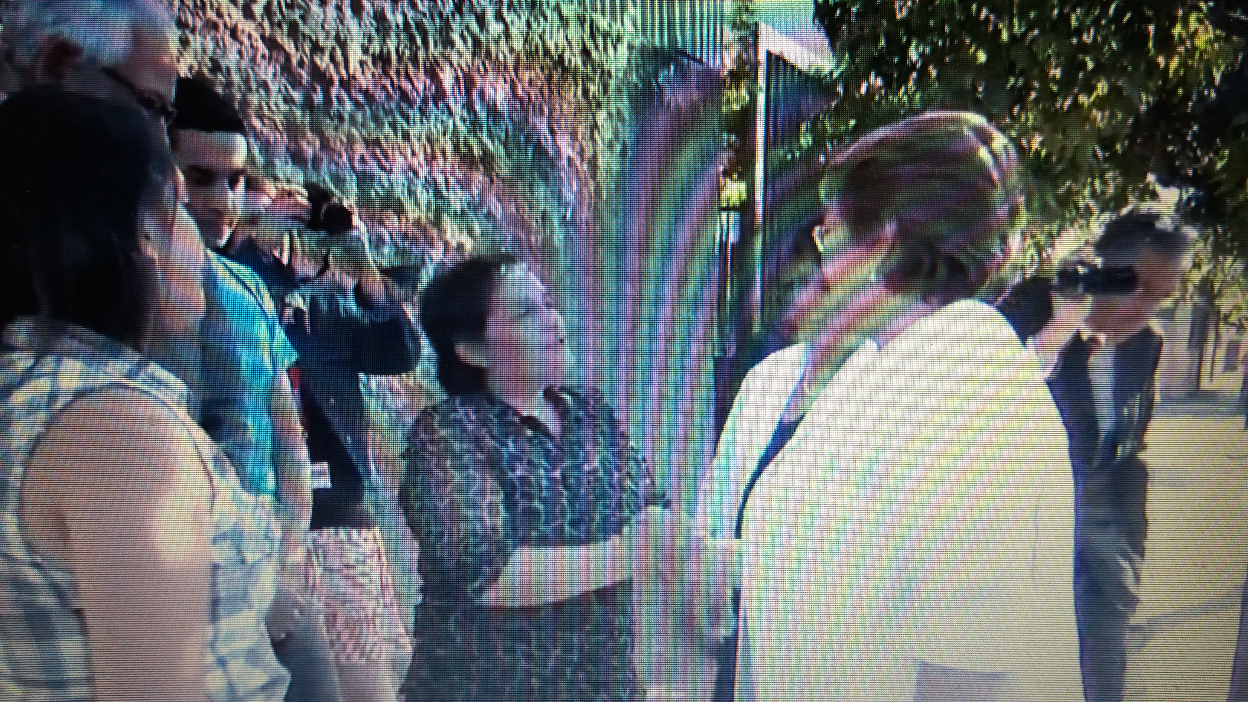 Presidenta Bachelet visita a alumna que accede a gratuidad