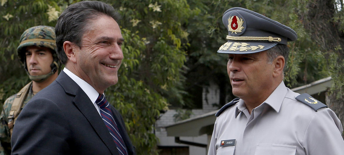 MilicoGate: Jefe del Ejército reconoce ante diputados que fallaron los controles