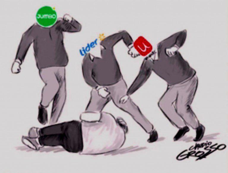 No más colusiones! llaman a no comprar en supermercados este domingo 31 de enero
