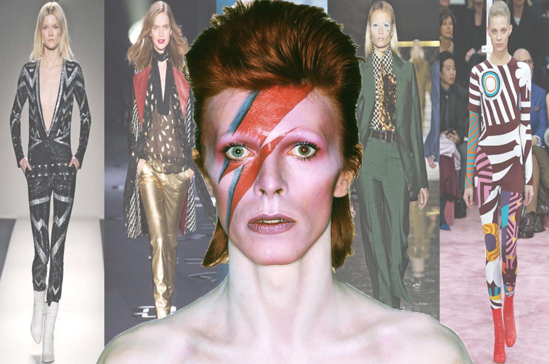La influencia de David Bowie en la Moda
