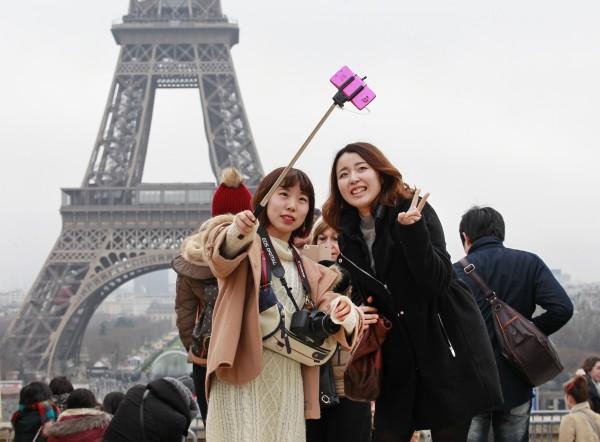 France Selfie Stick