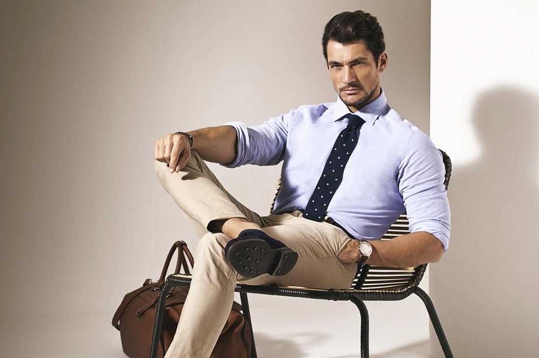 Los nuevos códigos de vestimenta masculina