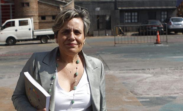 Lorena Fríes, directora del INDH.