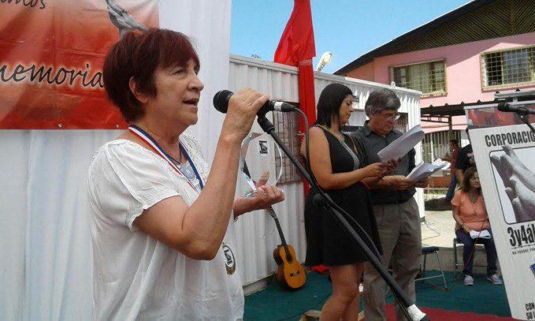 """Carmen Hertz recalca que """"Es un deber moral"""" que Bachelet visite a Lula"""