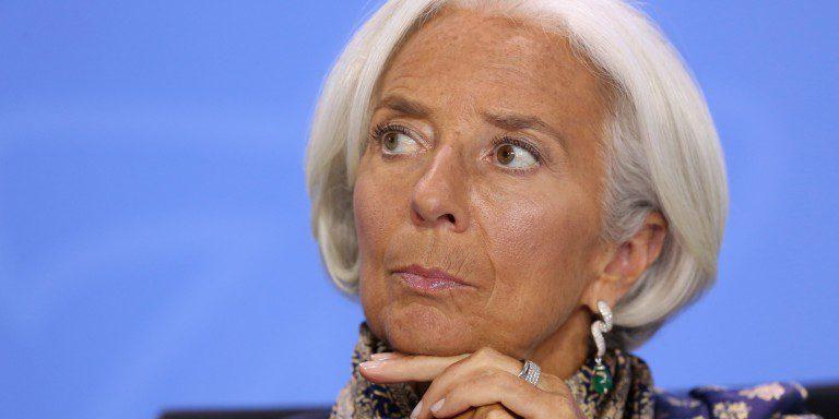 Christine Lagarde, en el banquillo, acusada de negligencia por caso Adidas
