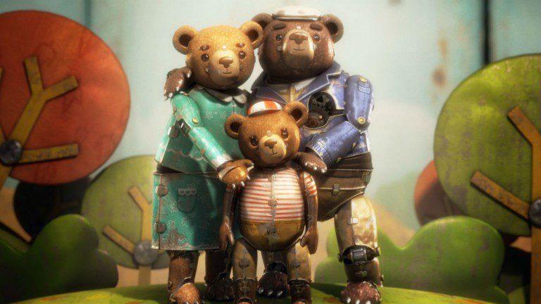 """""""Historia de un oso"""" en todos los colegios del país"""
