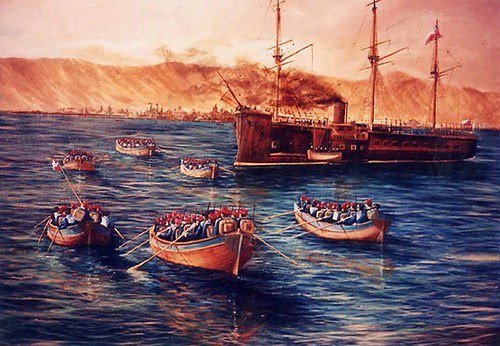 Resultado de imagen para invasion 1879