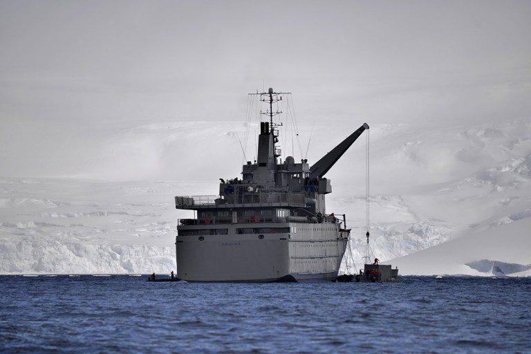 Diputados le piden a la Presidenta fortalecer la política antártica