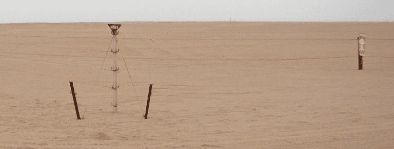 Peruano muere al pisar mina antipersonal en frontera con Chile