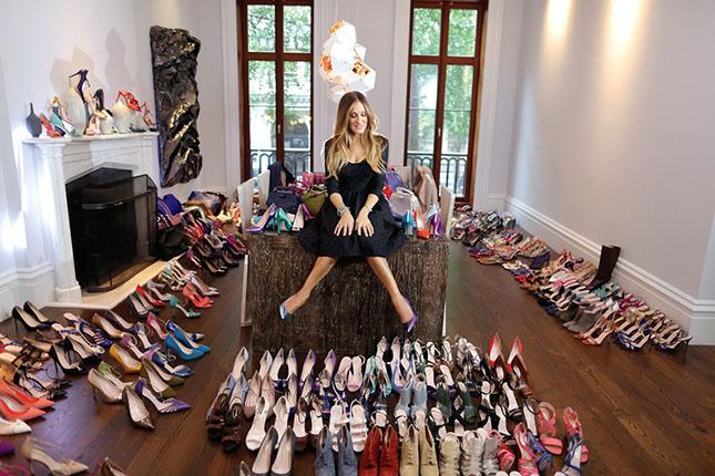 Resultado de imagen para las mujeres aman los zapatos
