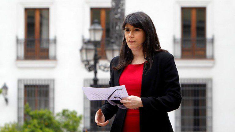 Javiera Blanco califica de interpretación errónea la 'desaparición' de 300 menores fallecidos en el Sename