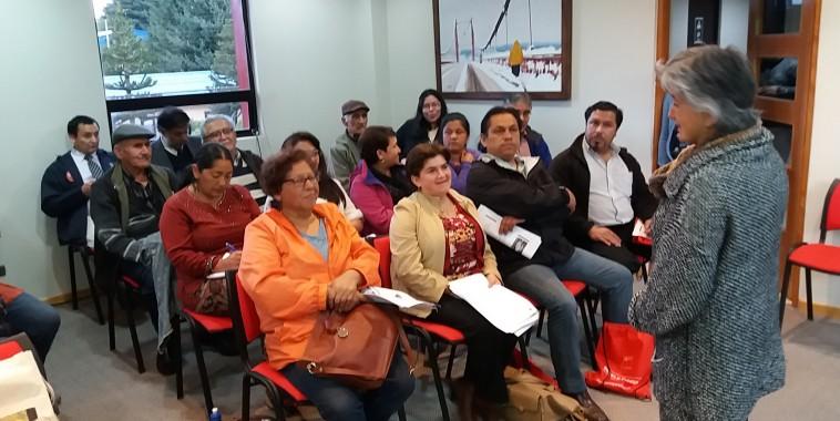 Se inicia ciclo de encuentros informativos sobre instalación de Universidad Regional de Aysén