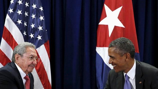 EE.UU. libera restricciones a Cuba antes de que Obama visite la isla