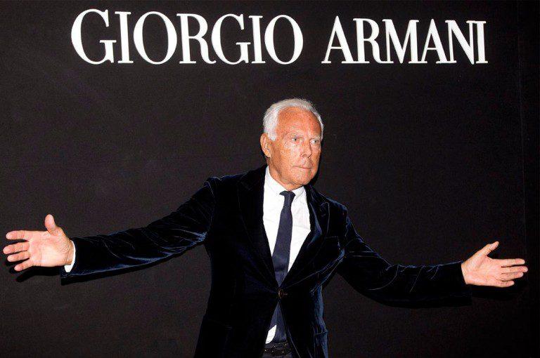 Armani anunció que dejará de usar pieles en sus colecciones