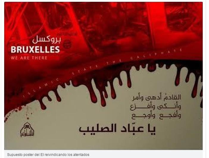 """Estado Islámico amenaza: """"Lo que os espera será más duro y más amargo"""""""