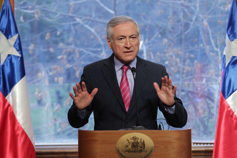 """Chile responde duramente a Bolivia: """"Vamos a defender nuestros intereses nacionales con todo"""""""