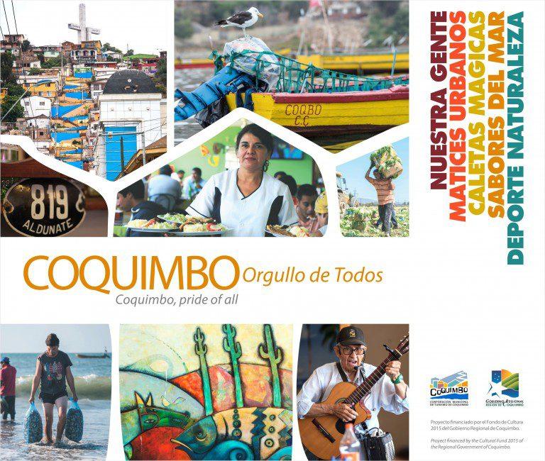 """""""Coquimbo, orgullo de todos"""": Presentarán libro que enaltece la idiosincrasia, historia y rincones de la ciudad-puerto"""