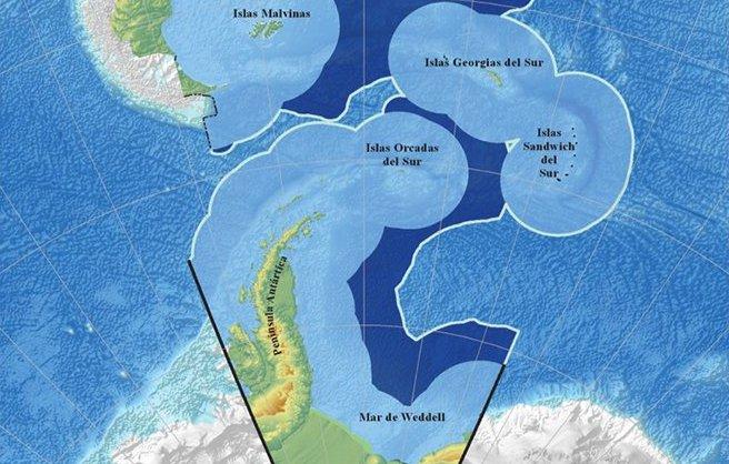 Pérdida del territorio: un fantasma que aparece por culpa de un nuevo mapa argentino