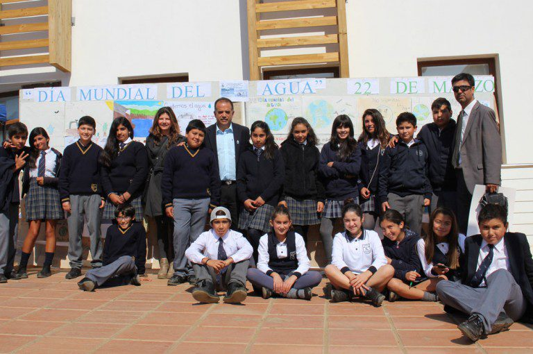 Pichilemu celebró el Día Mundial del Agua