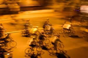 Santiago es la segunda capital latinoamericana en el uso de bicicleta