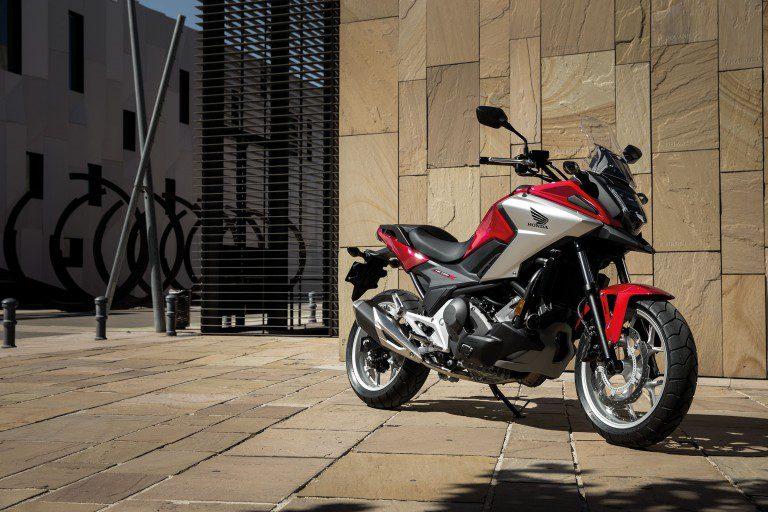 Honda presenta la nueva NC750XA