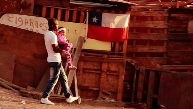 """Inmigración en Chile: """"Y verás cómo quieren en Chile al amigo cuando es forastero"""""""