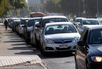 Reporte INE: Más de 4,9 millones de vehículos circularon en el país durante 2016