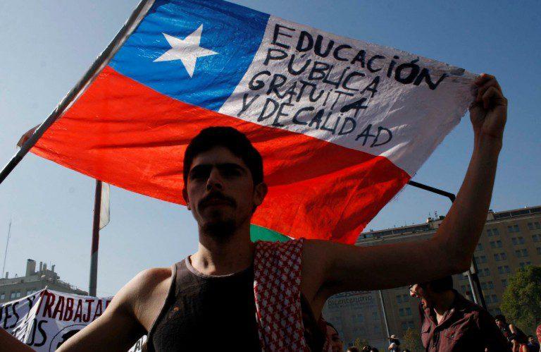 Intendencia Metropolitana comunica el recorrido de la Marcha por la educación este 19 de abril