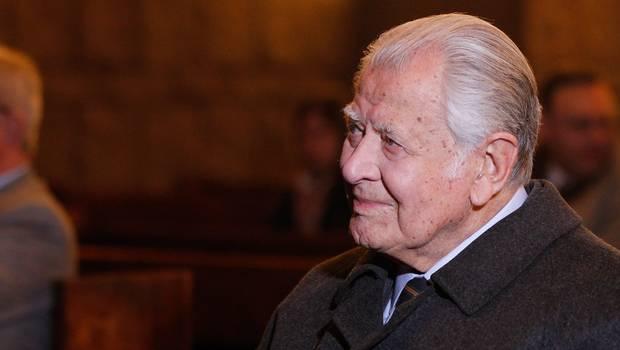El itinerario del Adiós al ex presidente Aylwin