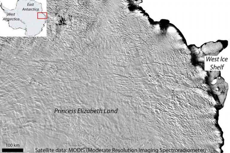 Antártica: Descubren un gigantesco y misterioso lago subterráneo