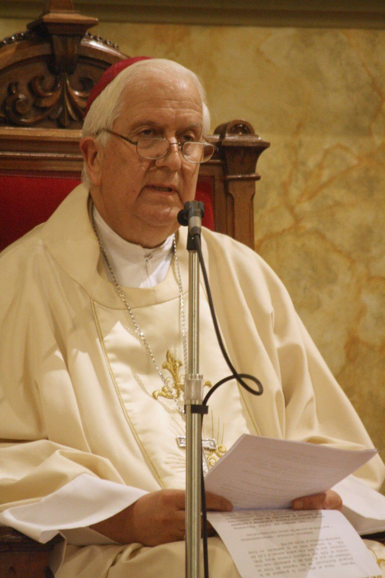 """En medio del escándalo de los curas liderados por """"La Abuela"""" de la diócesis de Rancagua, el  cuestionado obispo Goic renuncia al Consejo de Prevención de Abusos Sexuales"""