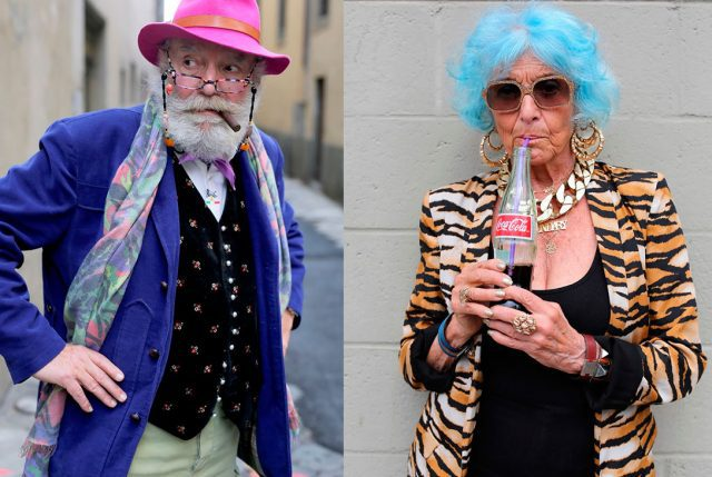 Moda adultos mayores con estilo infogate for Sala de adultos de moda