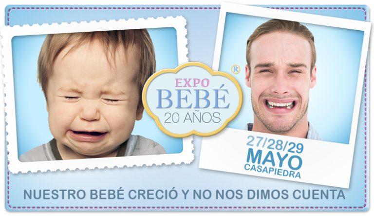 ExpoBebé celebra 20 años con charlas de famosas, productos innovadores y ofertas exclusivas