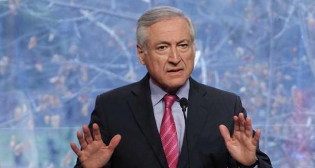 Ex canciller Muñoz critica duramente bombardeos en Siria
