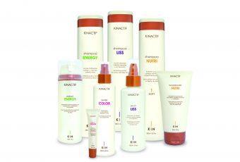 Línea Kinactif: El tratamiento natural más completo para tu cabello
