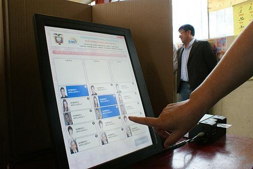 EVOTING: Llega nueva plataforma a revolucionar actual sistema de votación