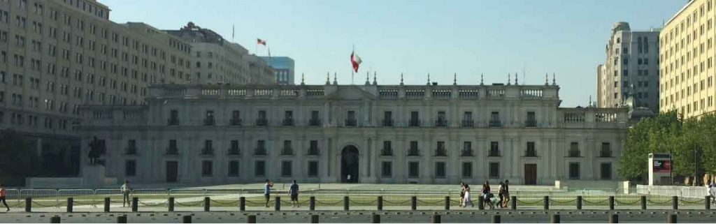 La Moneda le para el carro a La Tercera por información sobre terreno comprado por hija de Bachelet