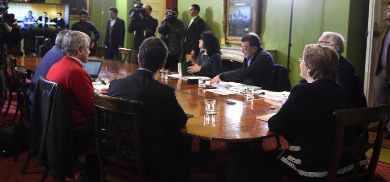 Bachelet no nombra Delegado Presidencial y opta por figura de Ministro Coordinador