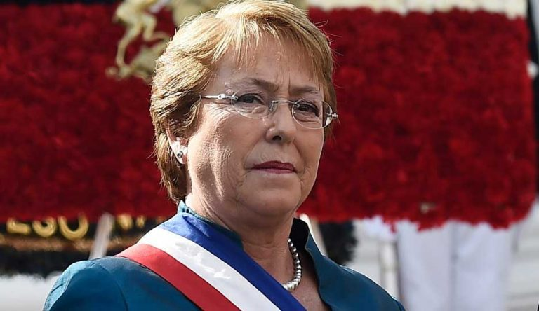 Presidenta Bachelet envía saludo por la Independencia de Chile e invita  votar en noviembre