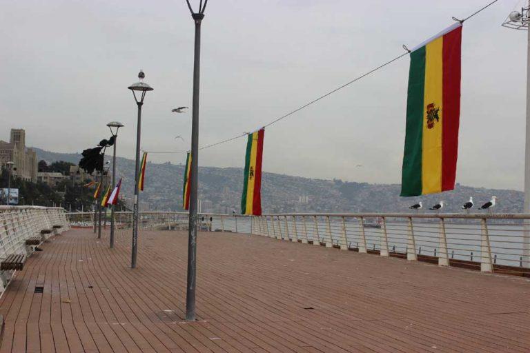 ¿Caleta Portales boliviana? Pescadores artesanales de Valparaíso amenazan con izar banderas de Bolivia el 21 de Mayo