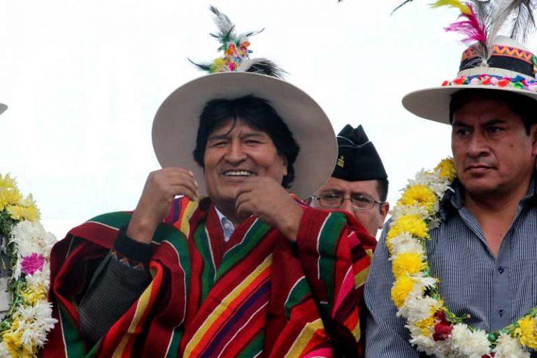 Chile: La obsesión de Morales